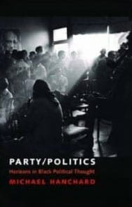Party Politics Book Cover