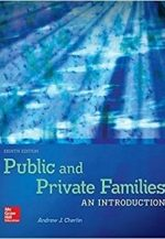 Public and Private Families: An Introduction (8th Edition)