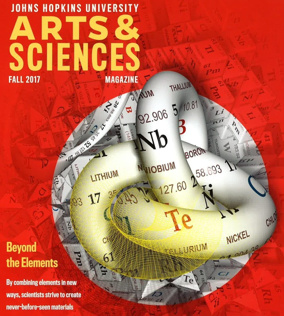 Sociology Faculty in JHU Arts & Sciences Magazine