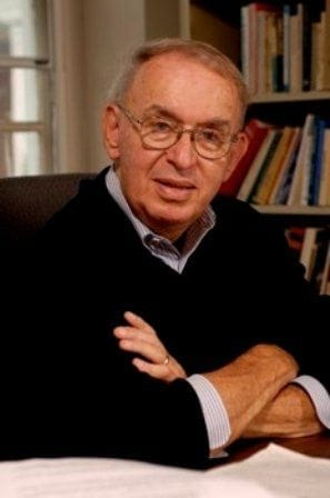 Joel Grossman, Emeritus Professor of Political Science, Passes Away