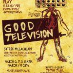 good tv poster