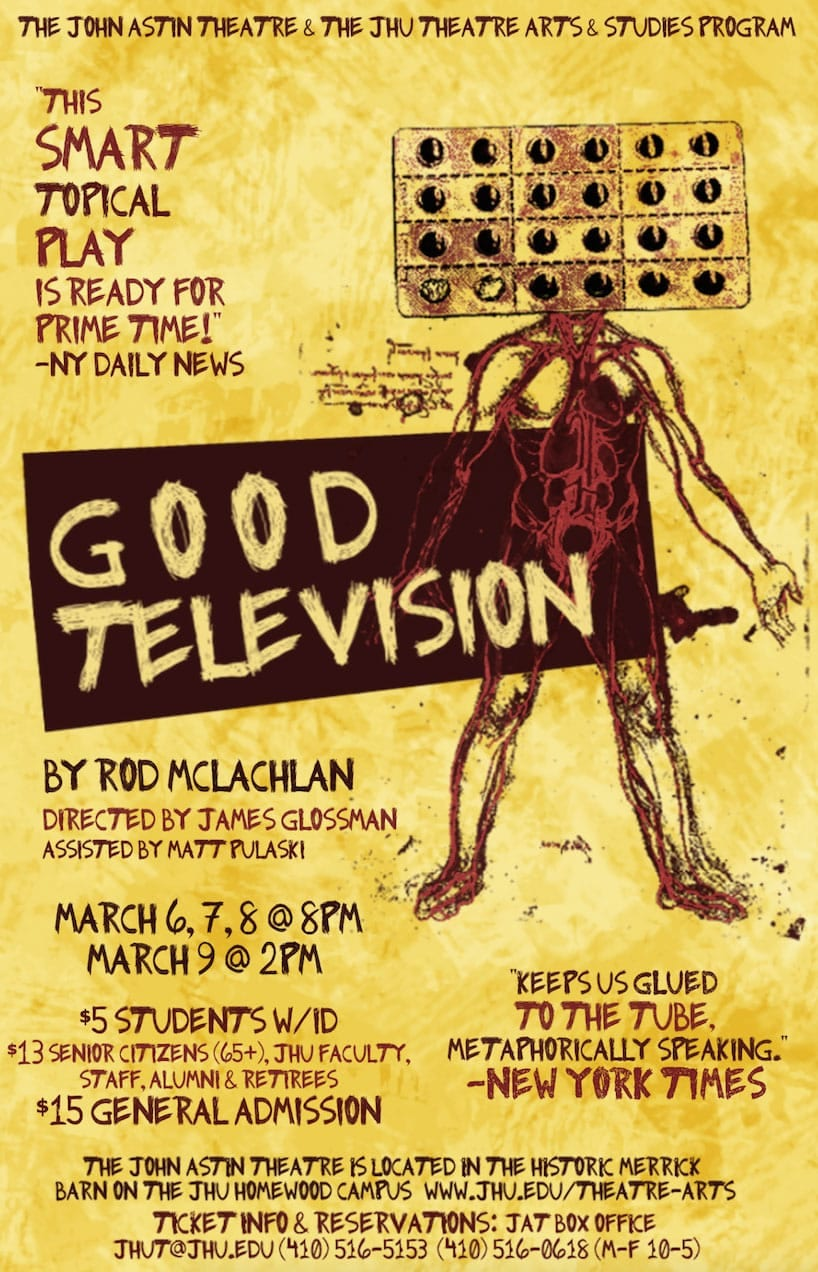 March 6-9: Good Television
