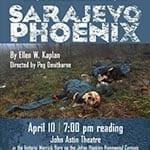 sarajevo phoenix reading poster