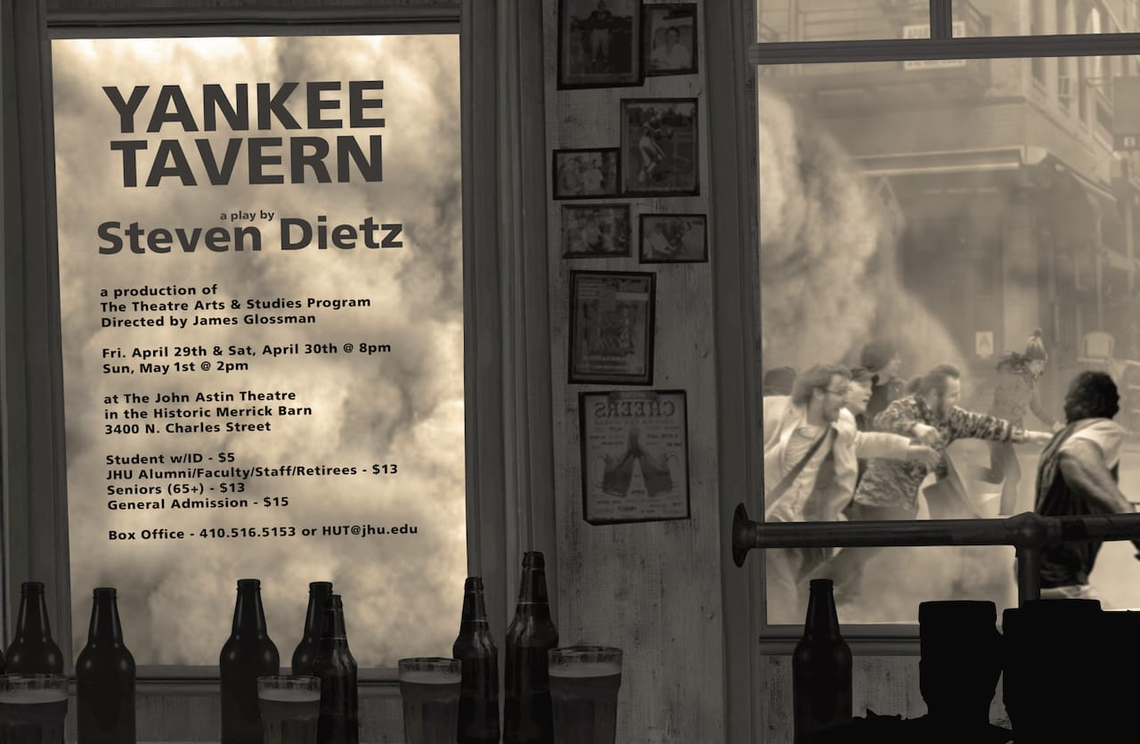 April 29-May 1: Yankee Tavern