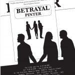 Betrayal Pinter poster
