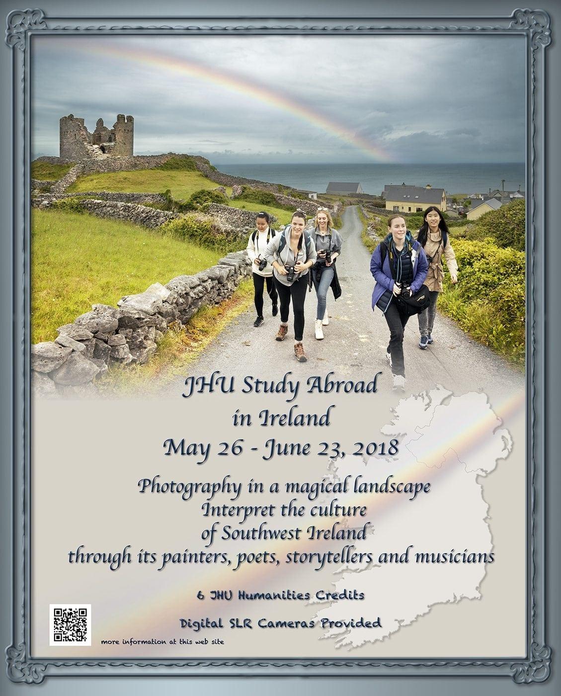 JHU Study Abroad in Ireland