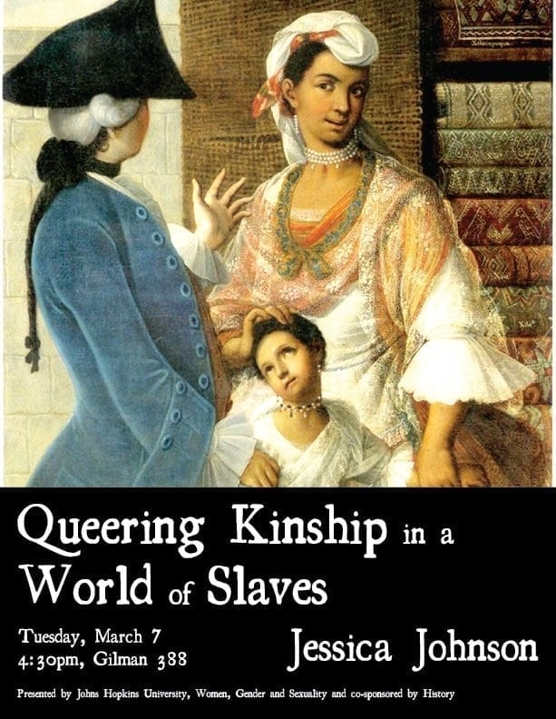 Queering Kinship in a World of Slaves