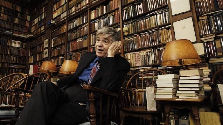 Richard Macksey, a 'One-of-a-Kind Intellectual Giant' Dies at 87