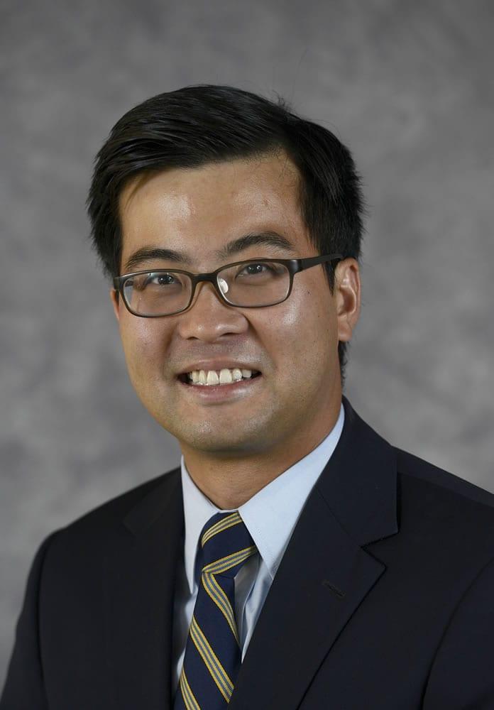 John Yasuda headshot