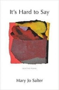 It's Hard to Say: Selected Poems