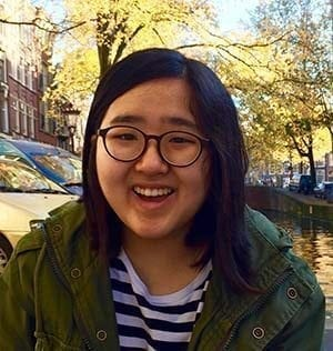 Helena Chung, Writing Seminars Junior, Awarded Fellowship to Seminar for Younger Poets at Bucknell University's Stadler Center for Poetry