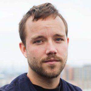 Samuel Cheney, MFA '19, Awarded the Tickner Fellowship